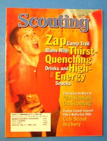 Scouting Magazine September 2003