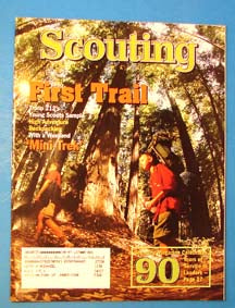 Scouting Magazine March-April 2003
