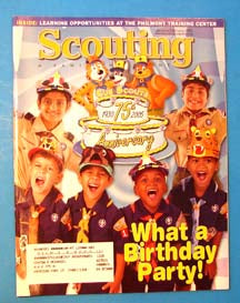 Scouting Magazine January-February 2005