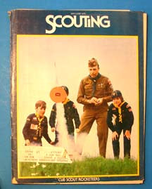 Scouting Magazine May-June 1975
