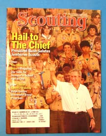 Scouting Magazine November-December 2005