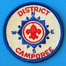 District Camporee Patch