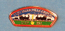 Lake Bonneville CSP Pin
