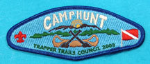 Trapper Trails CSP SA-New Camp Hunt