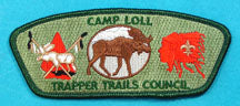 Trapper Trails CSP SA-New Camp Loll