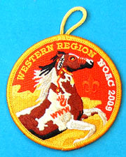 2009 NOAC Western Region Patch