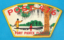 Fort Pierce Florida Post 476 CSP