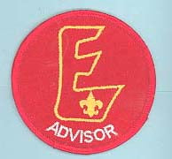 Advisor Patch Large E