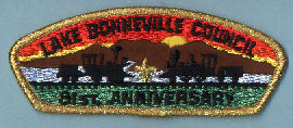Lake Bonneville CSP SA-8b