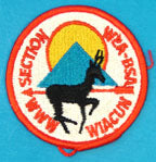 1978 Section W2A Conclave Patch