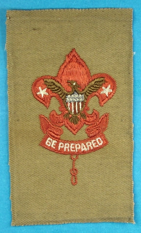 Assistant Scoutmaster Patch 1910s Type 1