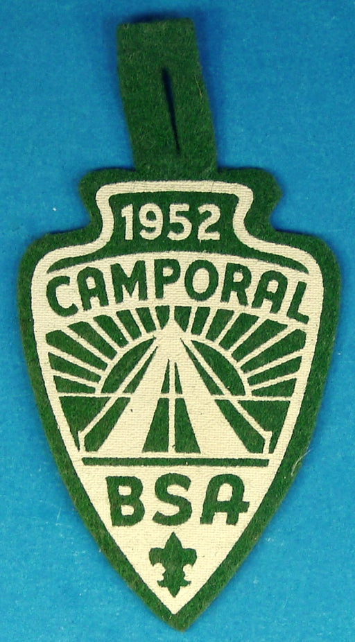 1952 Camporal Patch Felt