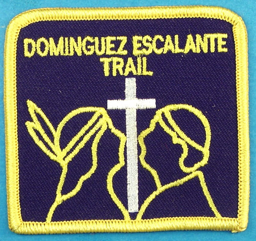 Dominguez Escalante Trail Patch