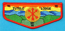 Lodge 161 Flap S-50