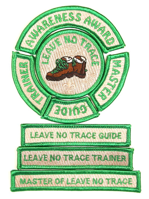 Leave No Trace Full Collectors Set