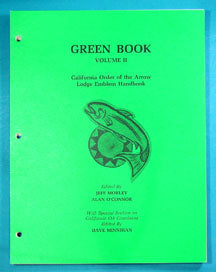 California Order of the Arrow Lodge Emblem Handbook Volume II
