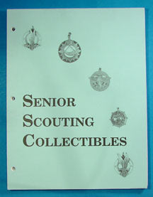 Senior Scouting Collectibles Book