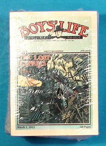 Boys' Life Card Set 1996