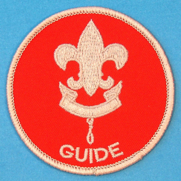 Troop Guide Patch Prototype