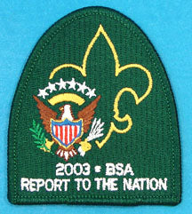 Report to the Nation Patch 2003