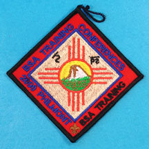 2000 Philmont BSA Training Patch