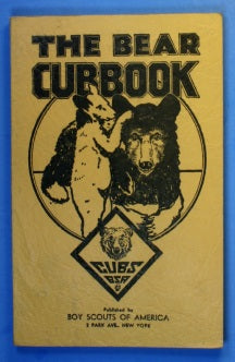 The Bear Cubbook 1941