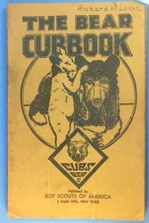 The Bear Cubbook 1948