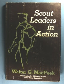 Scout Leaders in Action