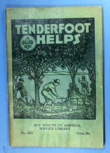 Service Library - Tenderfoot Helps