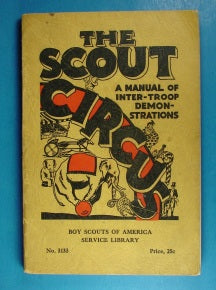 Service Library - The Scout Circus