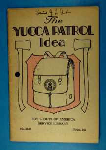 Service Library - The Yucca Patrol Idea