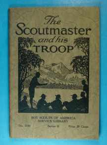 Service Library - The Scoumaster and His Troop