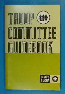 Troop Committee Guidebook 1972