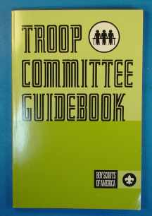 Troop Committee Guidebook 1983