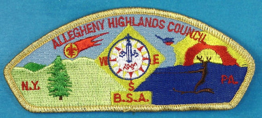 Allegheny Highlands JSP 1997 NJ