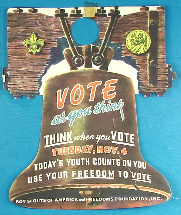 Get Out The Vote Door Hanger