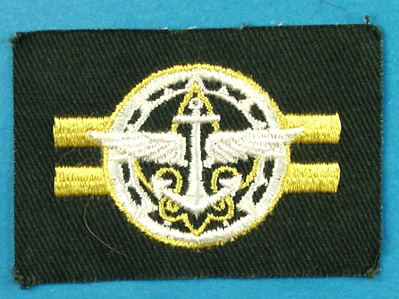 Explorer Patrol Leader Patch 1950s on Green