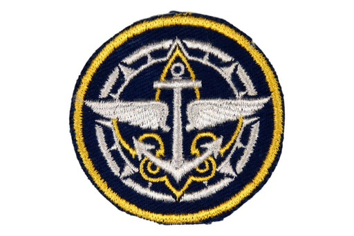 Explorer Advisor Patch 1950s