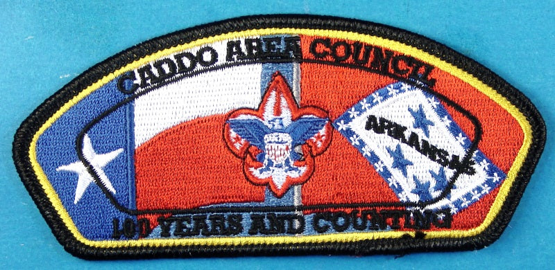Caddo Area CSP SA-New 100 Years and Counting