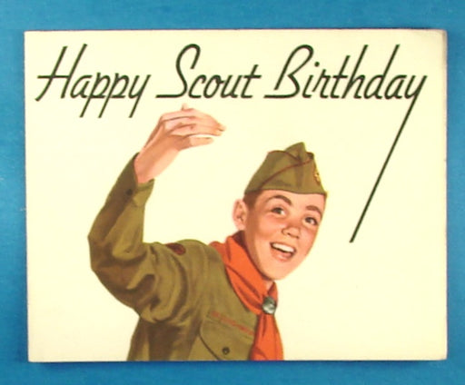 1950s Happy Scout Birthday Cards (7)