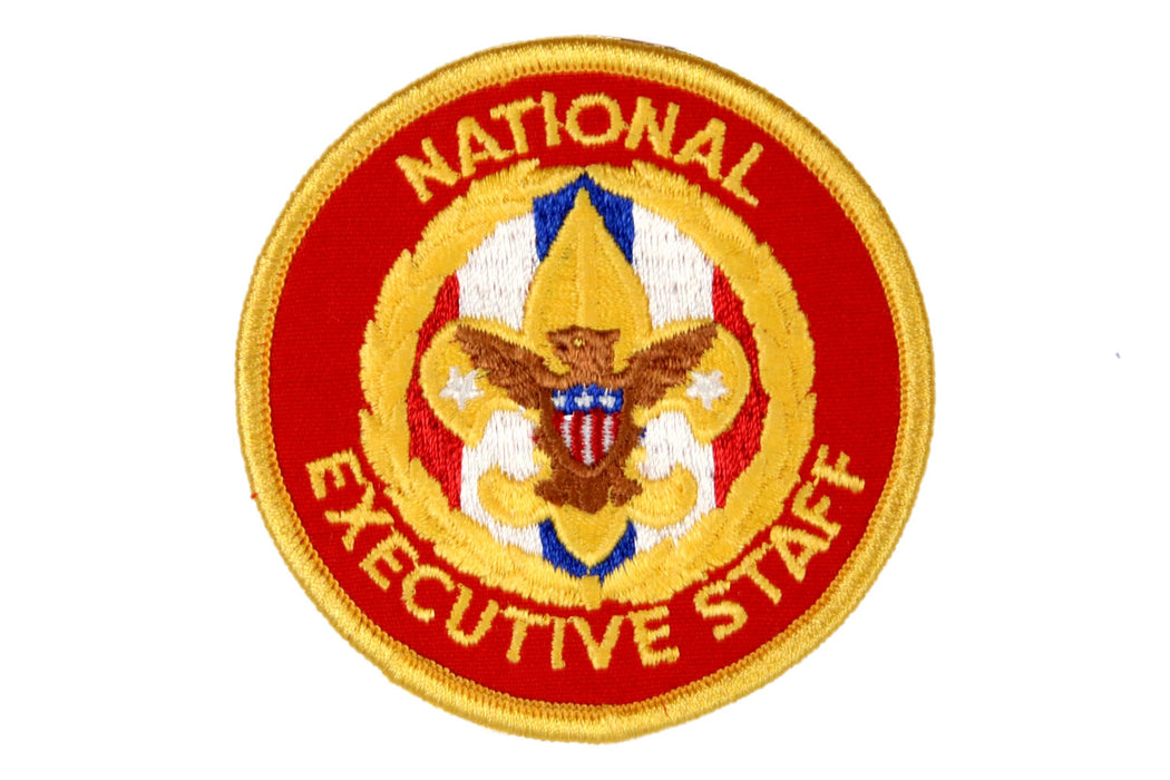 National Executive Staff Patch