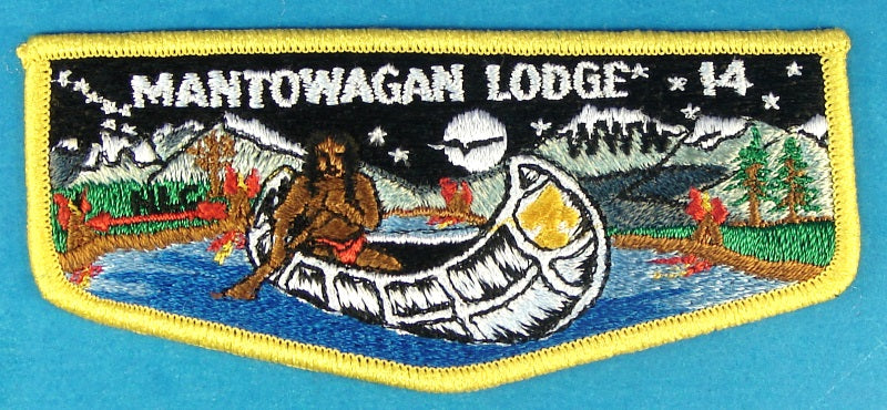 Lodge 14 Flap S-2