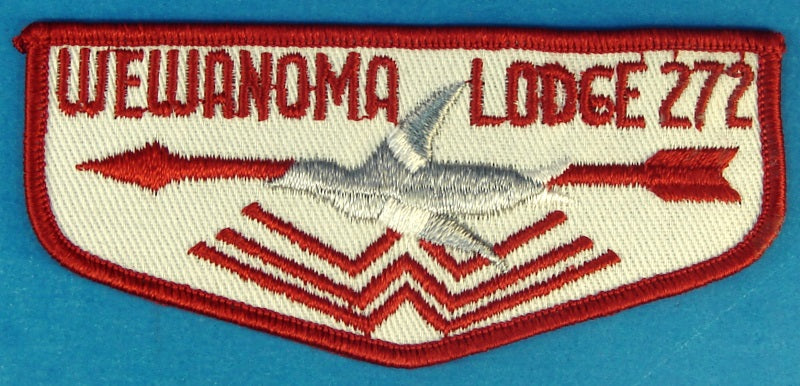Lodge 272 Flap F-7