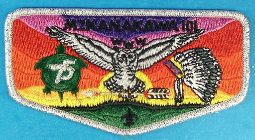 Lodge 101 Flap S-10