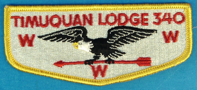 Lodge 340 Flap S-1