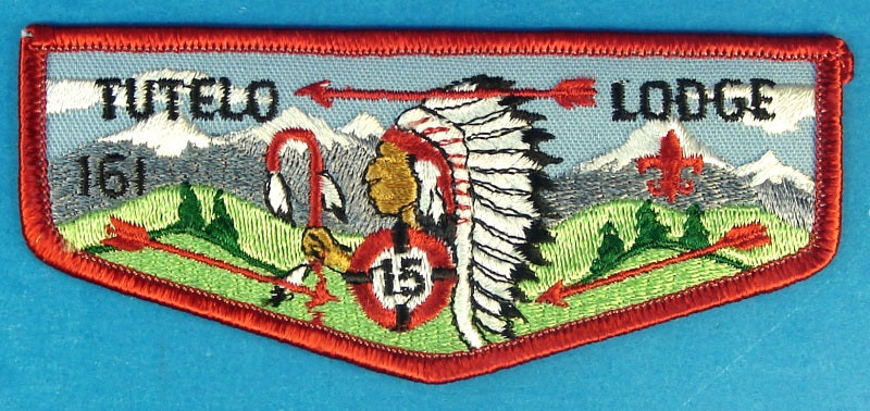 Lodge 161 Flap F-1