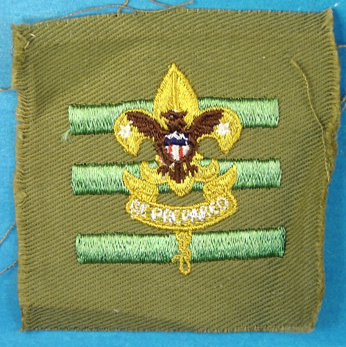Junior Assistant Scoutmaster Patch 1940s