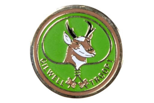 Antelope Gilwell Troop 1 Pin