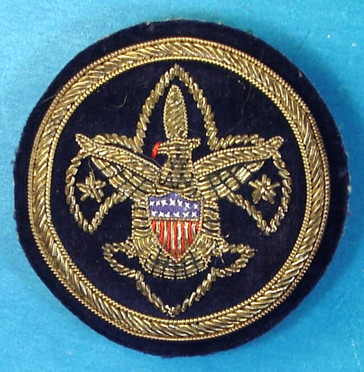 Bullion Patch for Blue Sports Jacket