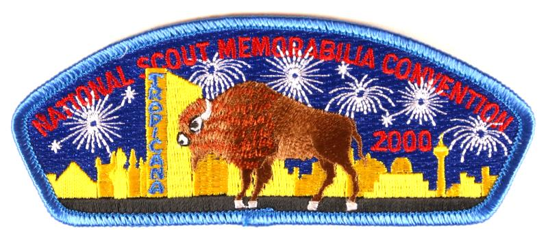 National Scout Memorabilia Convention 2000 CSP